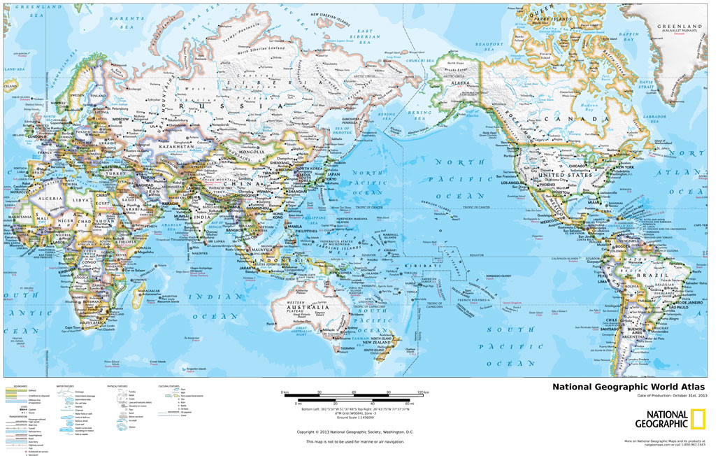 Mapsherpa national geographic national geographic world atlas sample map gumiabroncs Images